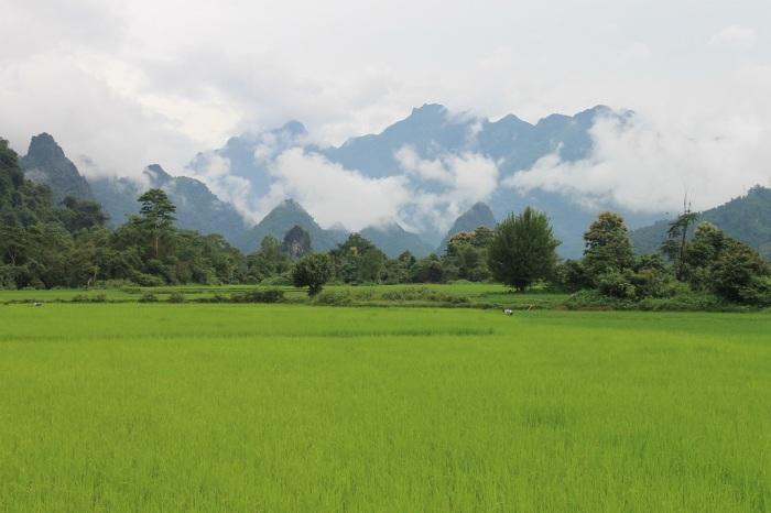 Vang Vieng Trek