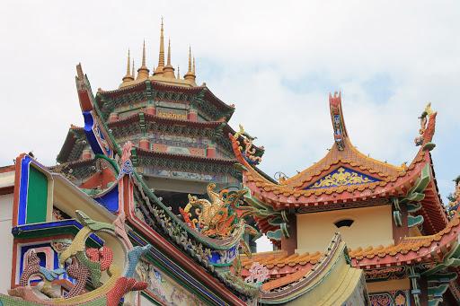 Penang : Le temple de Kek Lok Si
