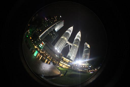Kuala Lumpur: La journée avec des images