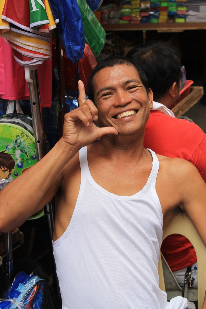 Manille Sourire Découvrir