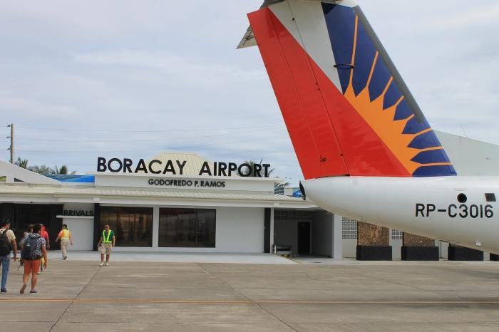 aéroport caticlan boracay