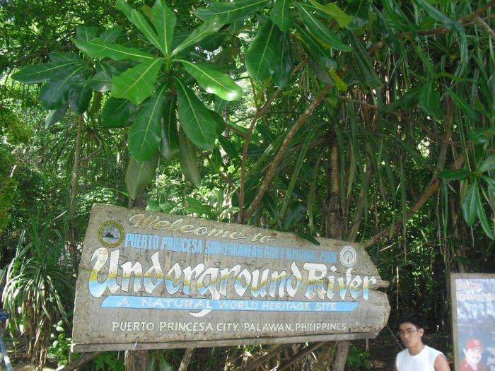 riviere souterraine sabang