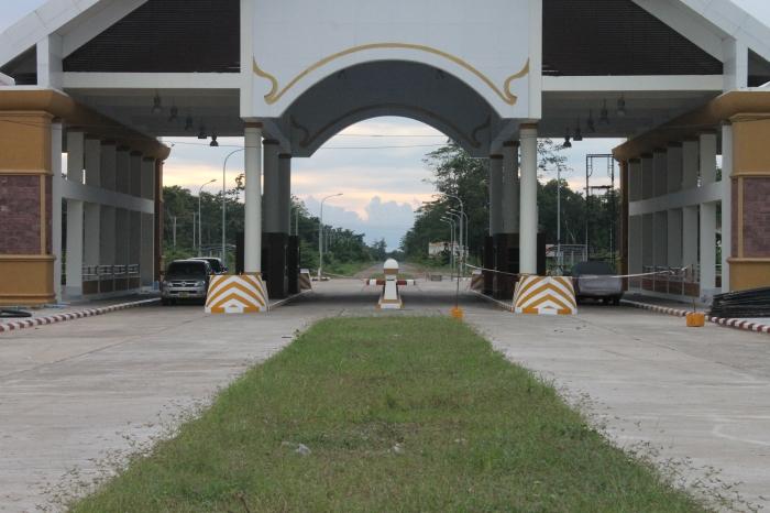 3 route laos