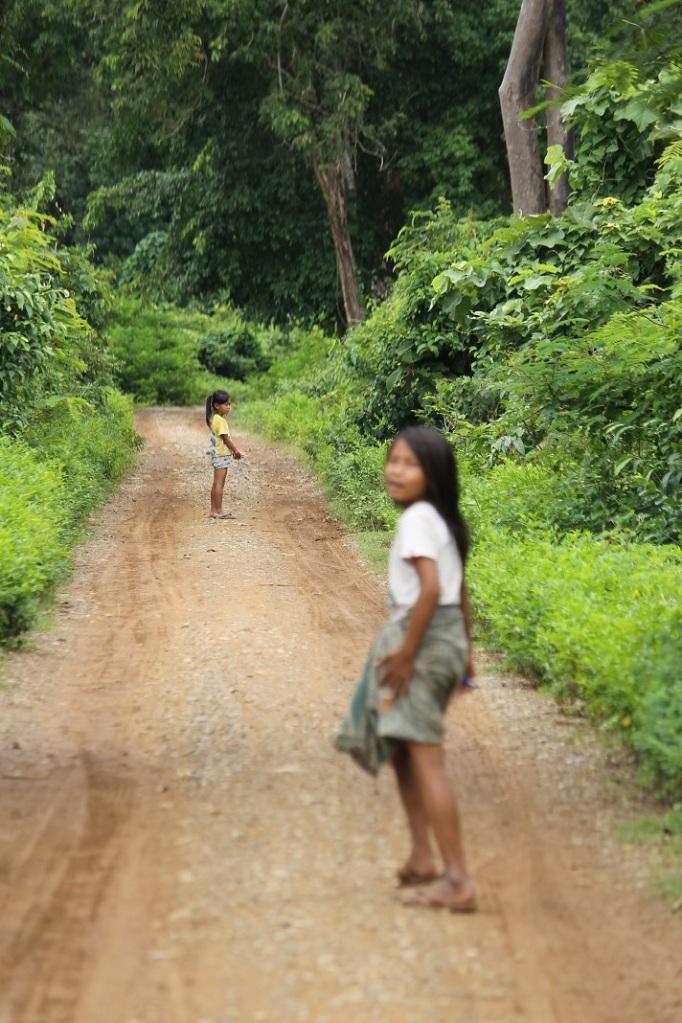 5 filles à don khon