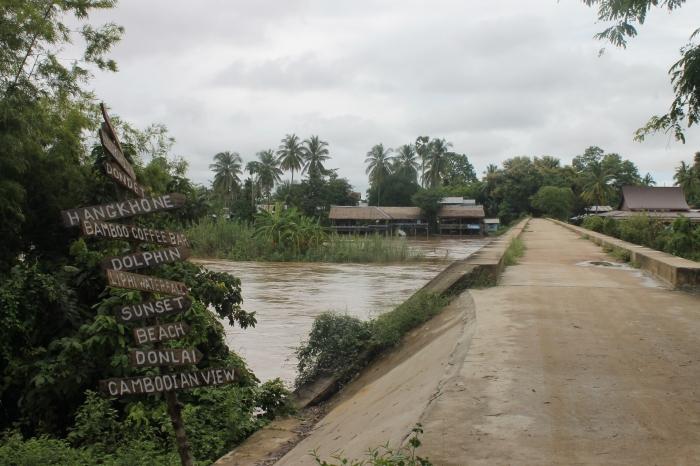 6 le pont français vers don khon