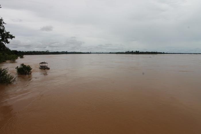 6 vue du mekong depuis don khon