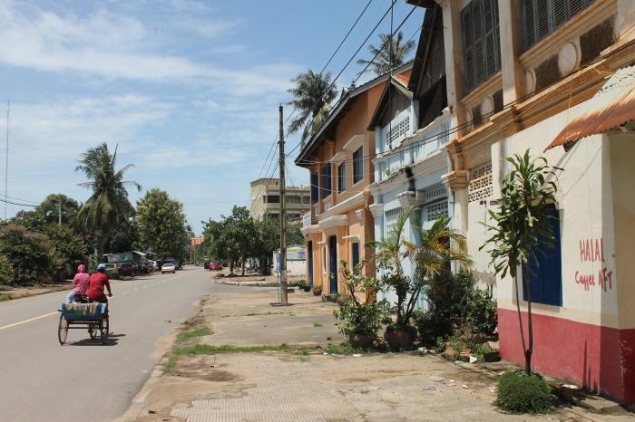 Kampot visite ville