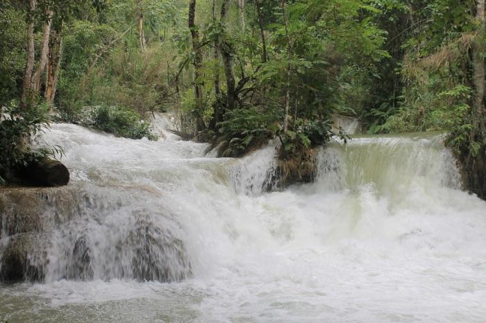les chutes de kuangsi