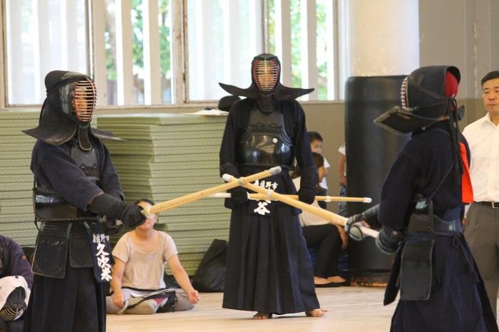 Le remake du dernier samouraï.