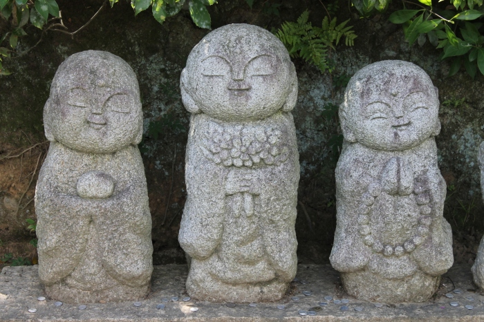 statues-kyoto