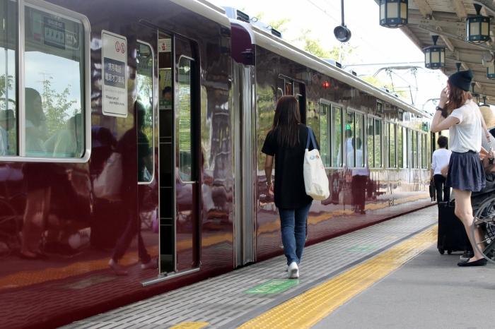 train-arashiyama