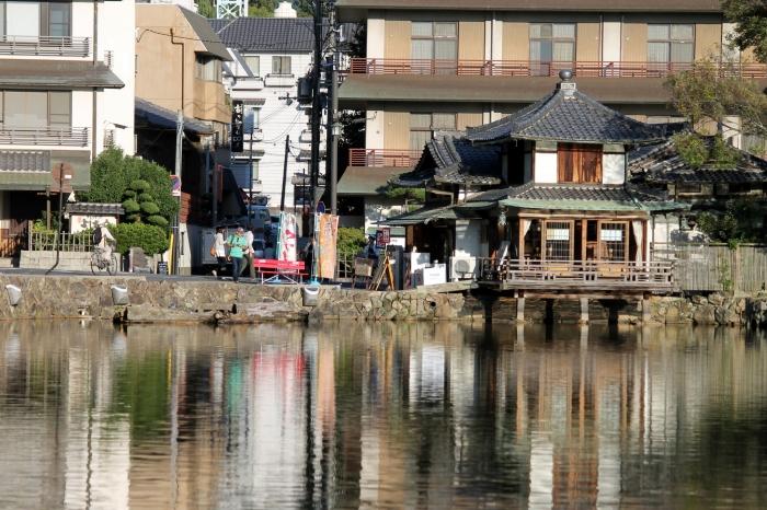 Plan d'eau de Nara
