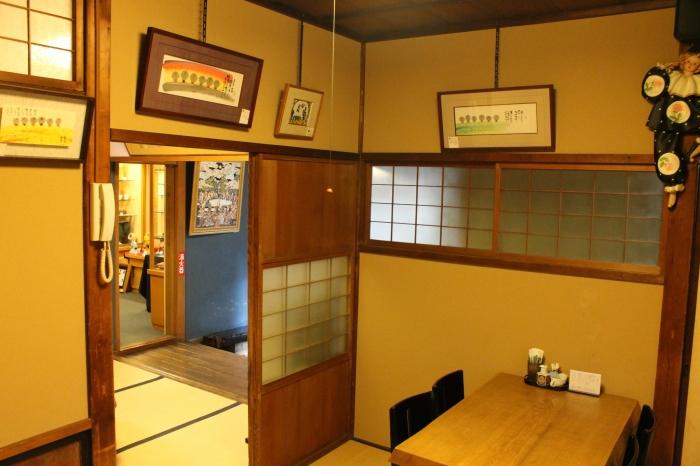 Nagamashi District, le quartier des samuraïs de Kanazawa.