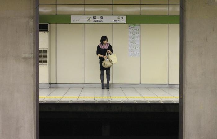 japonaise-dans-le-metro