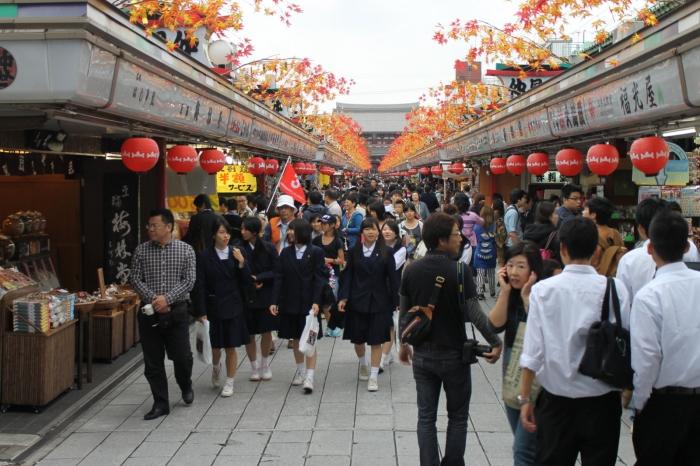 rue-devant-asakusa-tokyo