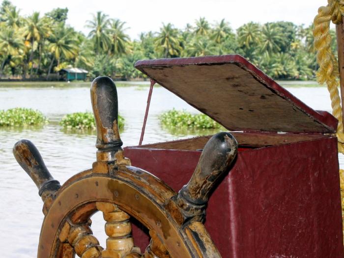 gouvernail-houseboat-kerala