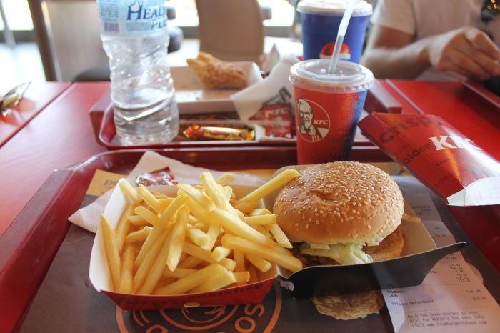 KFC-agra